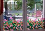 Folii decorative cu modele florale