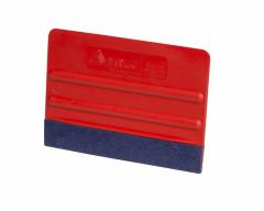 Racletă de plastic cu pâslă Pro Flexible