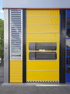 Uși rulante SIOEN B6107