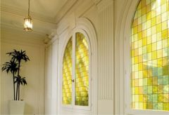 Folii colorate imitație vitralii